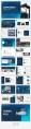 【简约北欧】蓝色轻奢北欧风情产品商务模板4.0示例5