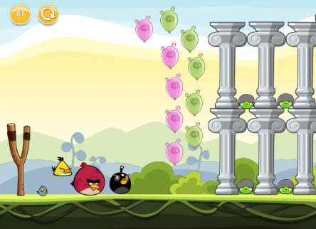 愤怒的小鸟动画 ppt