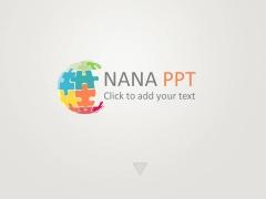 多彩商务3——总结、汇报、策划、通用类ppt模版