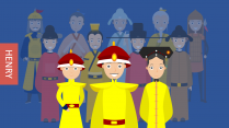 【Henry系列第四季古代人物】会讲故事的扁平化卡