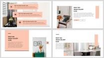 【时尚•简约】杂志式排版PPT模板08示例3