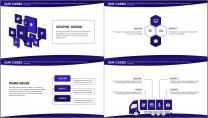 【商务中国】创意插画科技互联网公司企业工作PPT示例4
