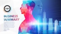 科技創造未來AI智能現代智慧生活PPT