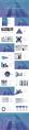 【网页系列 01】简约大气通用工作汇报模板示例4