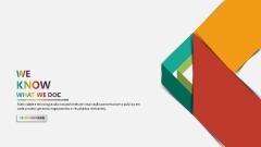 【超动画 聚划算】折纸风格创意实用模板