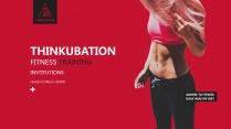 【运动活力】红色体育健身塑形培训机构