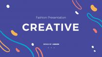 【动画PPT】2021简约创意活力总结报告PPT模