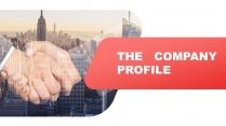 红色通透07—高端简约工作总结计划商务PPT