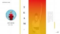【简约商务】创意排版多用途总结报告商务汇报模板12示例4
