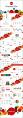 多彩圆形极简商务PPT模板第二弹示例8