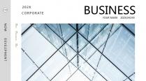 【文山书海】极简高端大气商务报告年终汇报项目总结