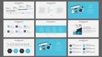 简约高端总结计划工作报告企业培训活动策划商务设计示例4