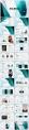 【简约商务】抽象蓝色大理石现代商务汇报工作计划模板示例3