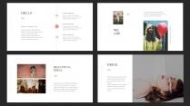 【烟视媚行】秋冬红棕杂志模板示例3