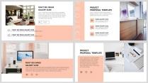【时尚•简约】杂志式排版PPT模板08示例5