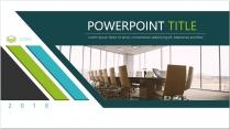 【设计感】清新简约杂志风PPT模板8示例2
