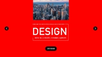 【商务大咖】红色画册建筑公司企业工作策划方案PPT