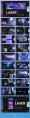 【躑躅】窺探夜景的全息鐳射示例6