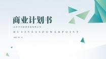 【商务】清新简洁实用主义商业计划书2