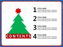 圣诞元旦双节大促PPT模板9示例3