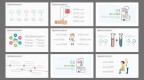 创意手绘风医院医生护士医疗系统专用设计示例4