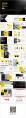 【四套合集】大气商务简约工作汇报总结PPT模板示例3
