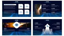 IOS风格超实用大气简约图形化商务报告23示例6