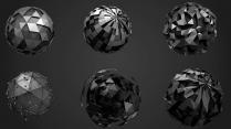 【黑科技】立体视觉 高端大气 双色 超值通用模版示例7