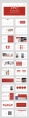【精致商务】大气红色年终总结模板示例3