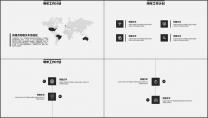 科技IT互联网商务简约工作汇报PPT模板示例7