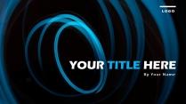 【科技蓝光】欧美简约实用商业计划书项目报告示例2