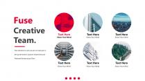 【风格】四色杂志风商务通用模板示例3