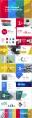 【风格】四色杂志风商务通用模板示例8