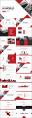 【極致商務】簡約畫冊風企業公司品牌介紹工作PPT示例7