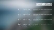 【極簡透明】ios漸變清透簡約模版03示例5