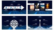 IOS风格超实用大气简约图形化商务报告23示例7