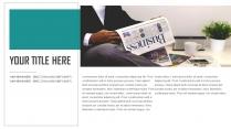 商务演示企业宣传总结汇报工作计划培训讲座年底汇报 示例6