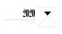 【商務】黑白極簡大氣工作通用模板03