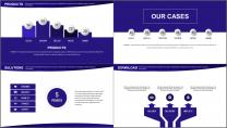 【商务中国】创意插画科技互联网公司企业工作PPT示例7