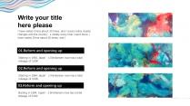 【极简彩缎】素雅高端大气彩色报告模板示例4