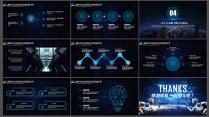 全球化智慧城市互联网科技互联网安全信息安全云时代示例5