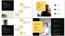 大气创意视觉设计高品质工作报告汇报计划模板03示例6