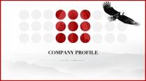 【商务】公司简介之水墨中国风品牌文化介绍4