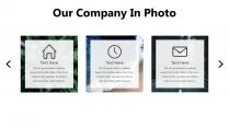 【创意】水墨风景杂志风通用商务模板示例5