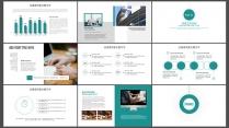 商务演示企业宣传总结汇报工作计划培训讲座年底汇报 示例5
