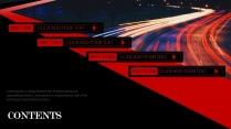 【红黑斜方】活力商务创意欧美大片质感模版示例6