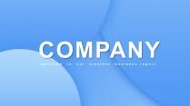 【极简设计】现代商务工作总结汇报多用途模板