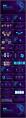 【科技点线】大气简约通用商务报告模板07-蓝色示例3