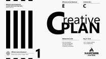【黑白灰】高端时尚大气商务汇报模板示例2