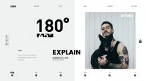 【180°】习以为常的解释示例3